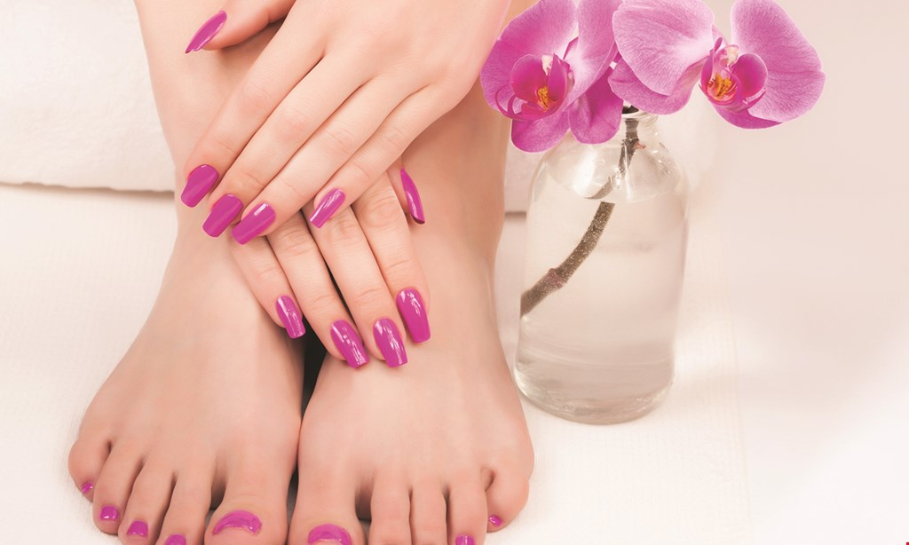 Product image for Pinky's Nails 7 $25 For $50 Toward Nail Services