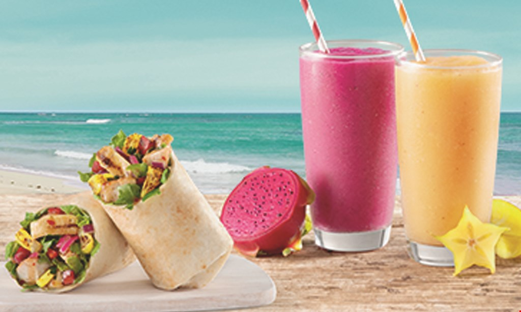Product image for Tropical Smoothie Cafe - West Chester $10 For $20 Worth Of Smoothies & More