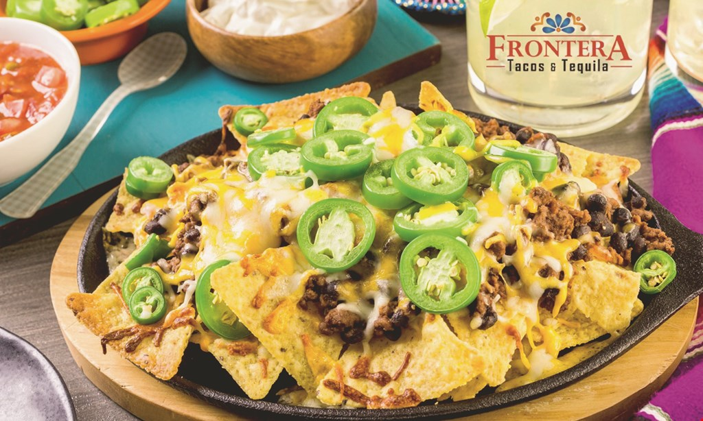 Product image for Frontera Poughkeepsie $15 For $30 Worth Of Mexican Dinner Dining