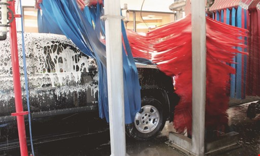 Product image for Tom's Family Car Wash $18 For A Platinum Full Service Car Wash ($36 Value)