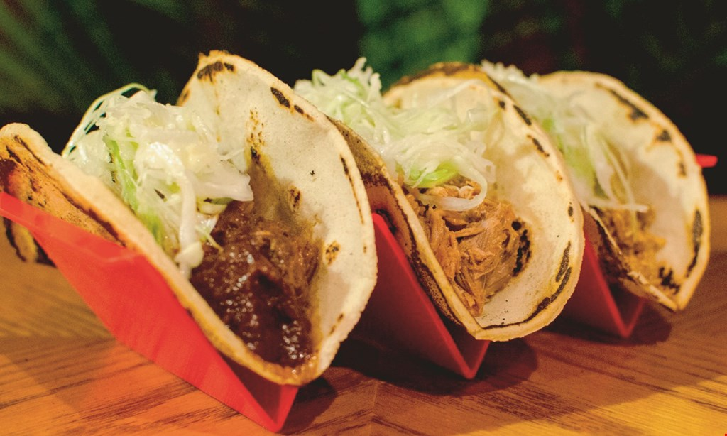 Product image for Carmen Tacos $15 For $30 Worth Of Mexican Cuisine