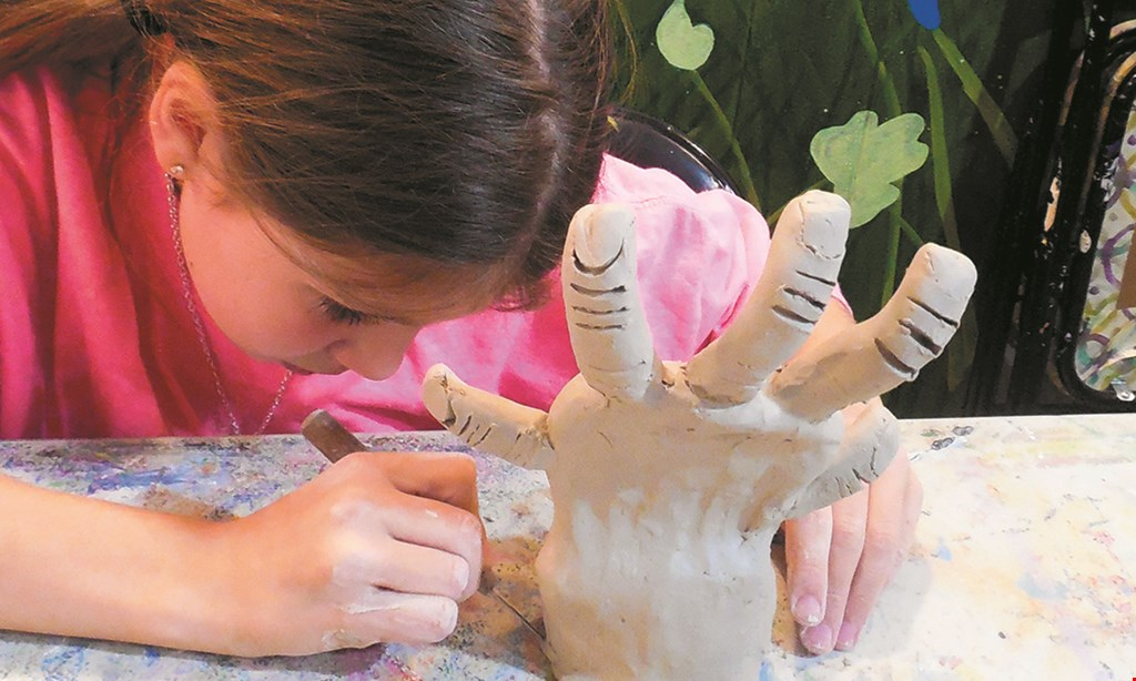 Product image for Engage Art Studio $25 For An Artsy Afternoon Open Studio Package For 2 People (Reg. $50)