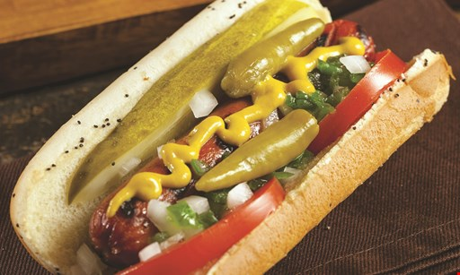 Product image for Taste Of Chicago $10 For $20 Worth Of Chicago Style Hot Dogs & More