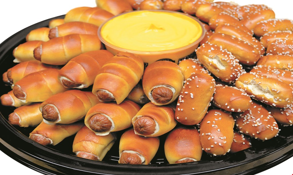 Product image for Philly Pretzel Factory $10 For $20 Worth Of Pretzels & More