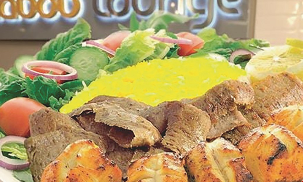 Product image for Kabob Lounge $10 For $20 Worth Of Mediterranean Cuisine