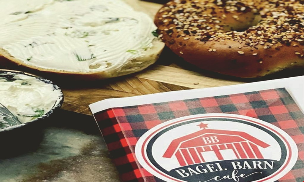 Product image for Bagel Barn Cafe $10 For $20 Worth Of Cafe Dining