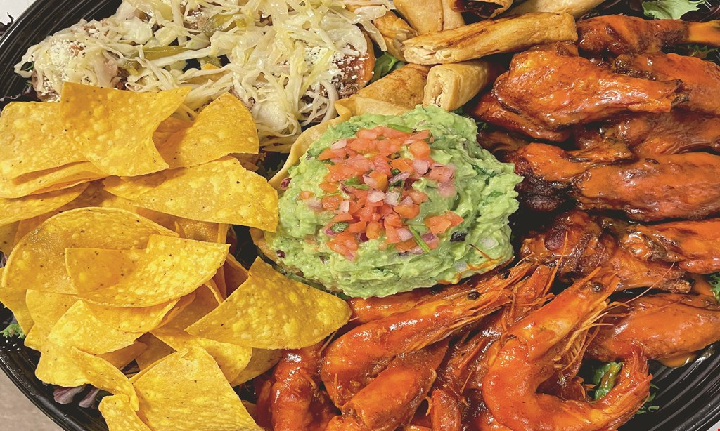 Product image for Cactus Grill $15 For $30 Worth Of Mexican Cuisine (Also Valid On Take-Out & Delivery W/Min. Purchase $45)