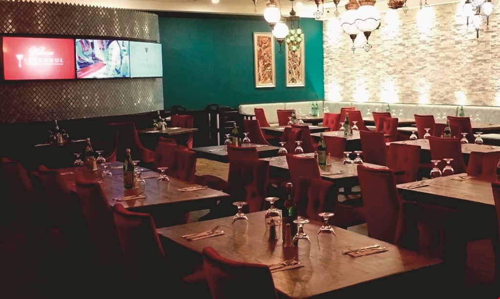 Product image for Istanbul Turkish Mediterranean Cuisine $10 For $20 Worth Of Mediterranean Cuisine