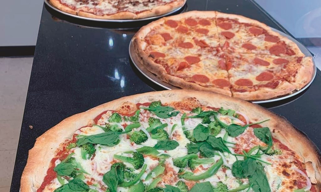 Product image for All In The Family Pizzeria $10 For $20 Worth Of Take-Out Pizza, Subs & More