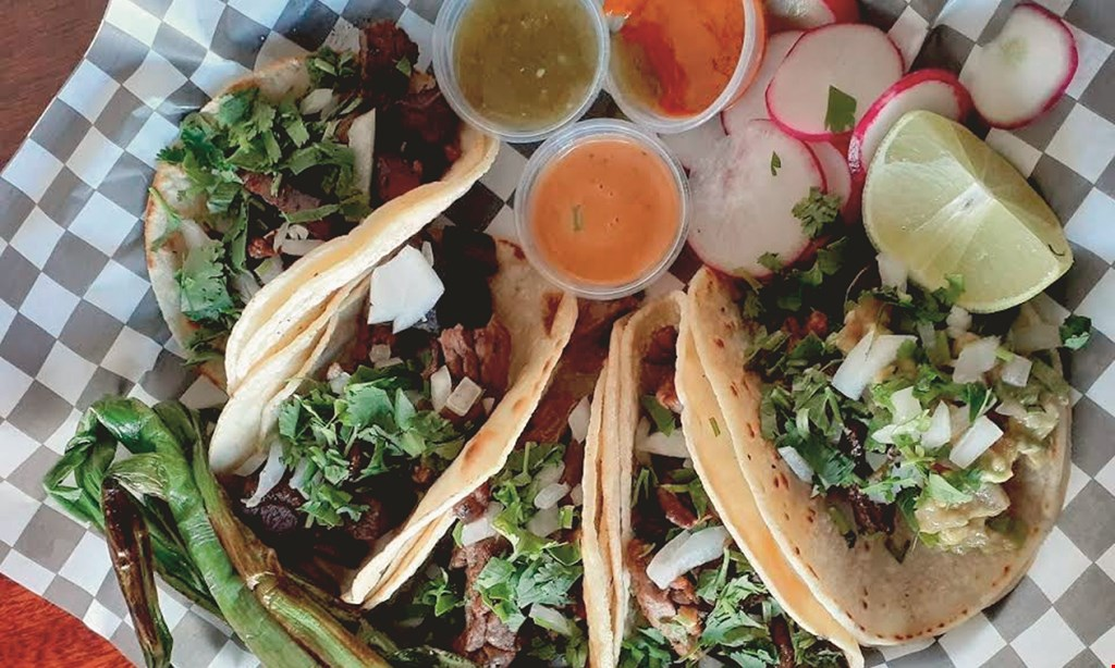 Product image for Sip & Spin $10 For $20 Worth Of Mexican Cuisine