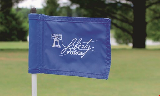 Product image for Liberty Forge Golf Course $78 For 18 Holes Of Golf W/ Cart For 4 People (Reg. $156)