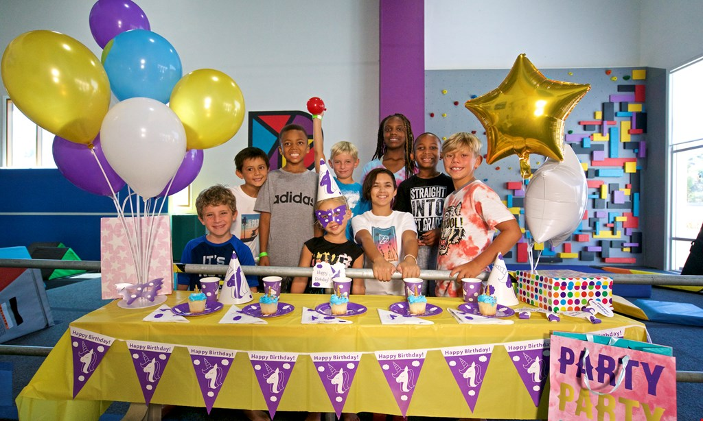 Product image for Urban Youth Park- The Park Jax $175.00 For  $350.00 For  A  2 Hour Party With 10 Kids
