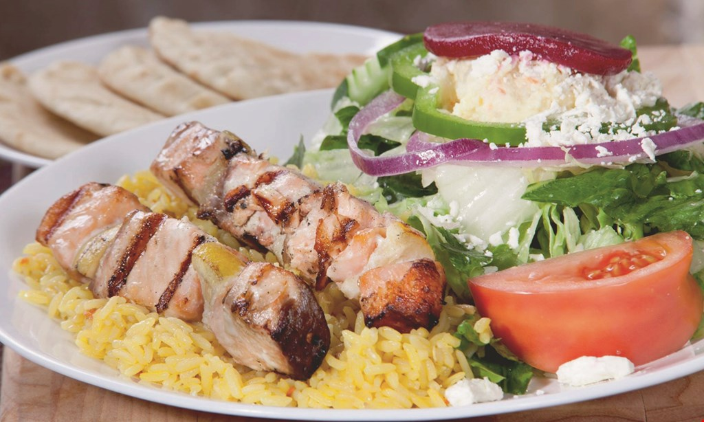 Product image for Little Greek Fresh Grill  Sodo $10 For $20 Worth Of Casual Dining
