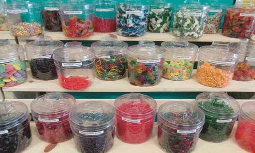 Product image for Candy Stash $10 For $20 Worth Of Candy, Ice Cream, Fudge & More