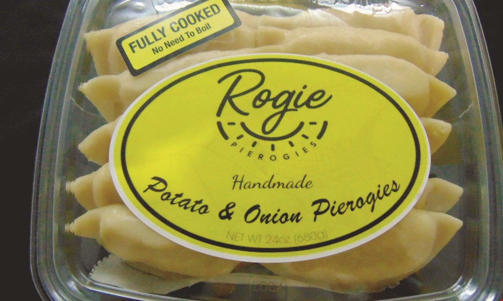 Product image for Rogie Pierogies $10 For $20 Worth Of Homemade Pierogies & More