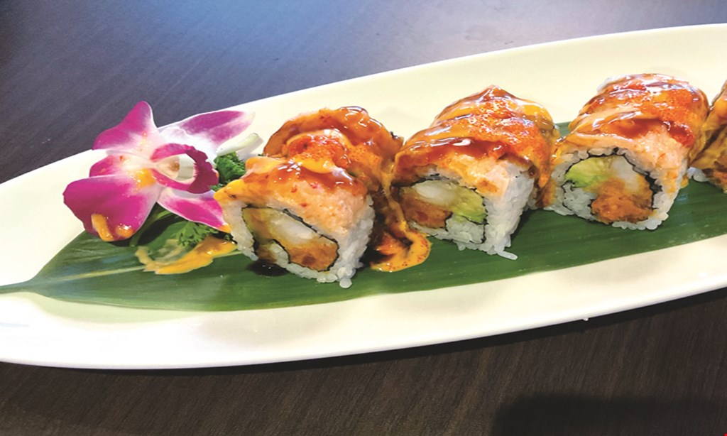 Product image for Sweet Sushi & Grill $10 For $20 Worth Japanese Cuisine