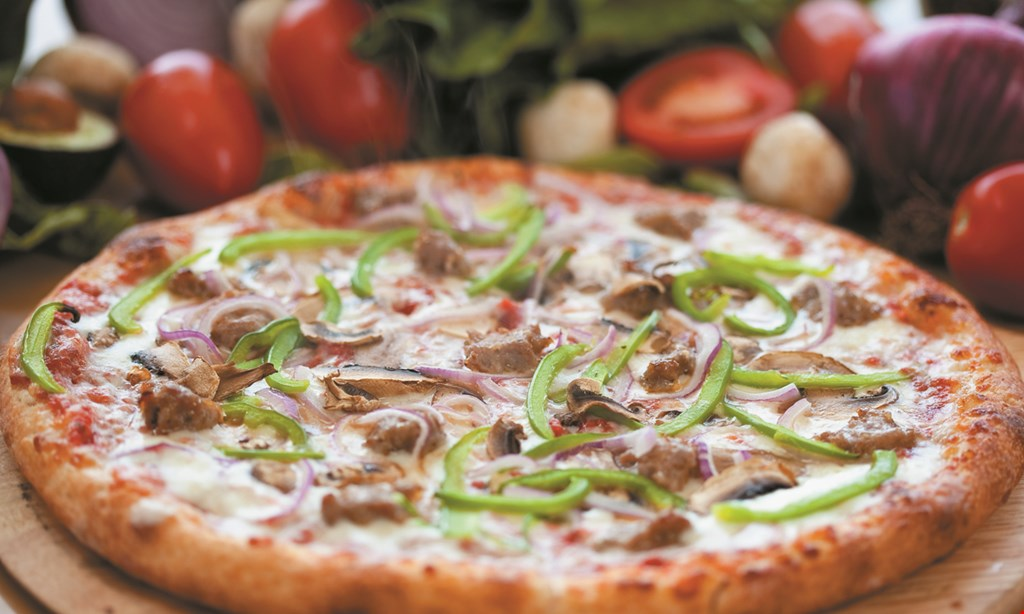 Product image for Giant New York Pizza-Point Loma $15 For $30 Worth Of Casual Dining