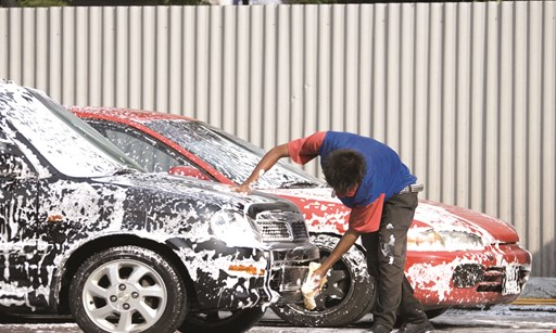 Product image for Genie Car Wash - Point Loma $15 For A Deluxe Car Wash (Reg. $30)