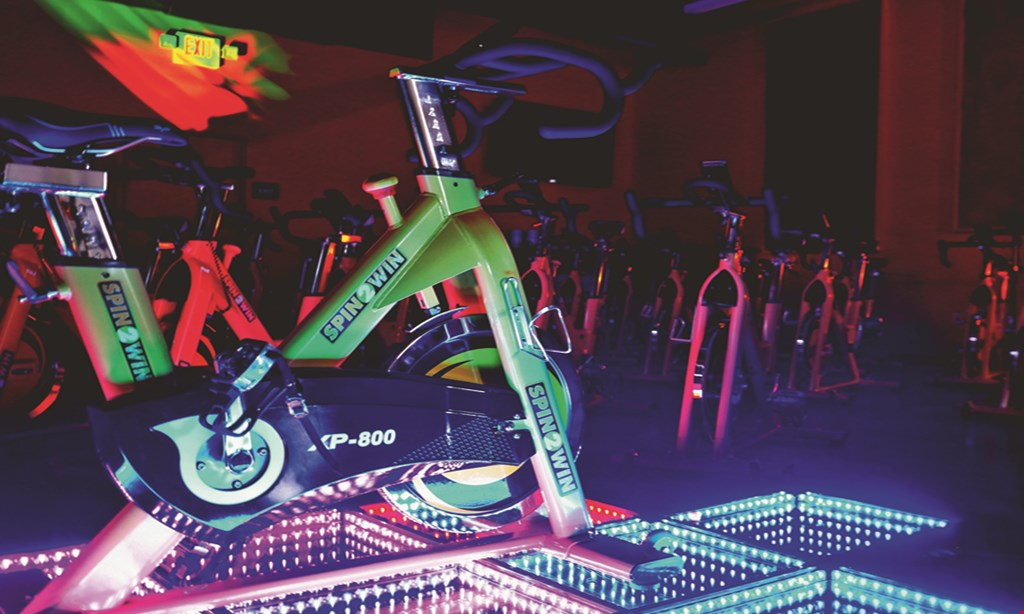 Product image for Challenge Cycling $60 For 5 Spin Classes & 1 30 Minute Sauna Session (Reg. $120)