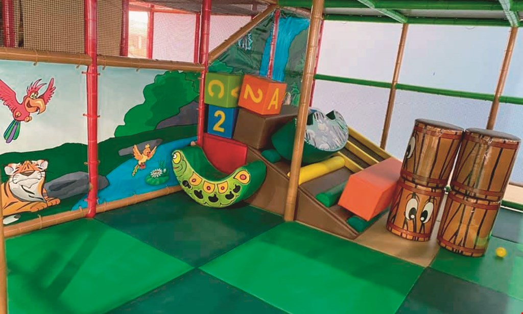 Product image for Monkey King Play Palace $20 For All Day Play For 2 Kids (Reg. $40)