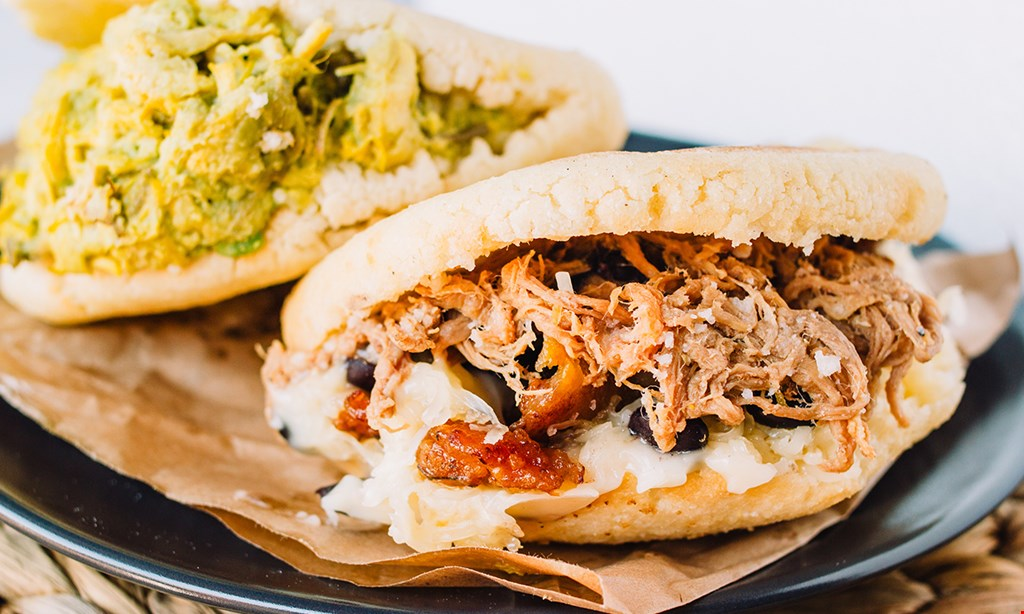 Product image for Little Cali Arepa & Empanada Bar $10 For $20 Worth Of Colombian Dining