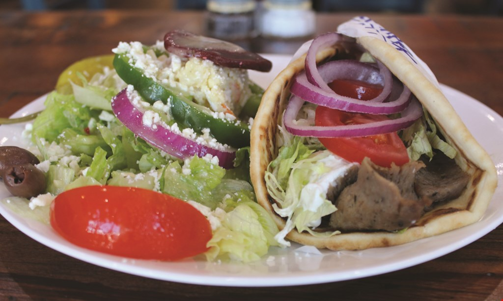 Product image for Little Greek Fresh Grill $10 For $20 Worth Of Casual Dining
