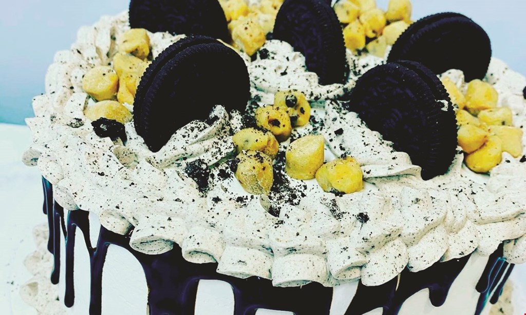 Product image for Charlee's Ice Cream $10 For $20 Worth Of Ice Cream Treats & Cakes