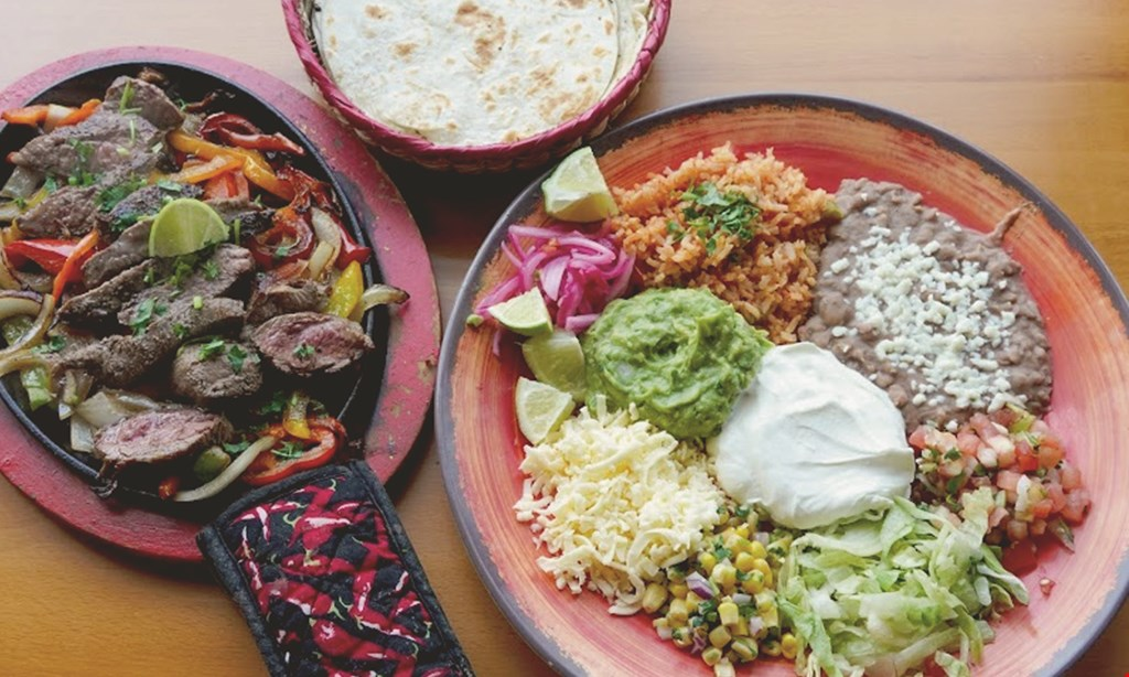 Product image for La Fiesta Mexican Restaurant $10 For $20 Worth Of Mexican Dining