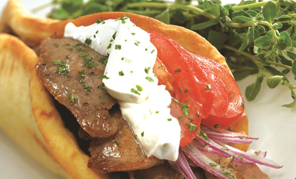 Product image for Zorba's Gyros $10 For $20 Worth Of Greek Dining