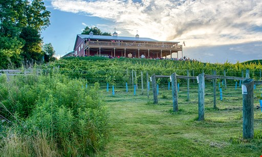 Product image for The Vineyard at Hershey & The Brewery at Hershey $39 For A VIP Tour Tasting Package For 4 (Reg.$80)