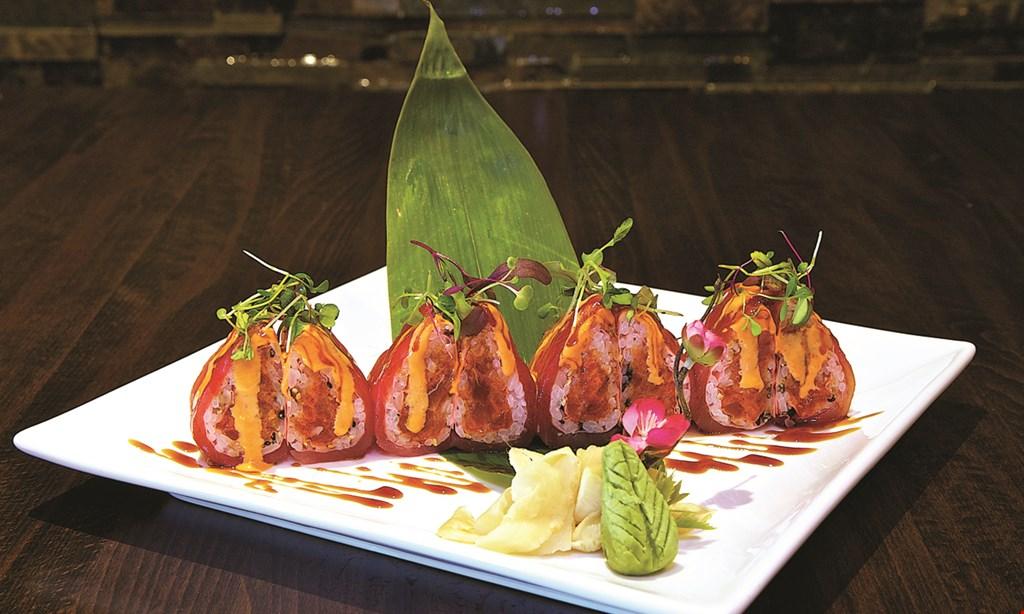 Product image for Galanga Thai Kitchen & Sushi Bar $20 For $40 Worth Of Japanese Cuisine