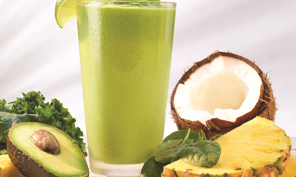 Product image for Tropical Smoothie Cafe $15 For $30 Worth Of Smoothies & Cafe Fare