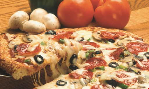 Product image for Peppercini's Pizza $10 For $20 Worth Of Take-Out Pizza & More (Valid On Take-Out W/Min. Purchase $30)