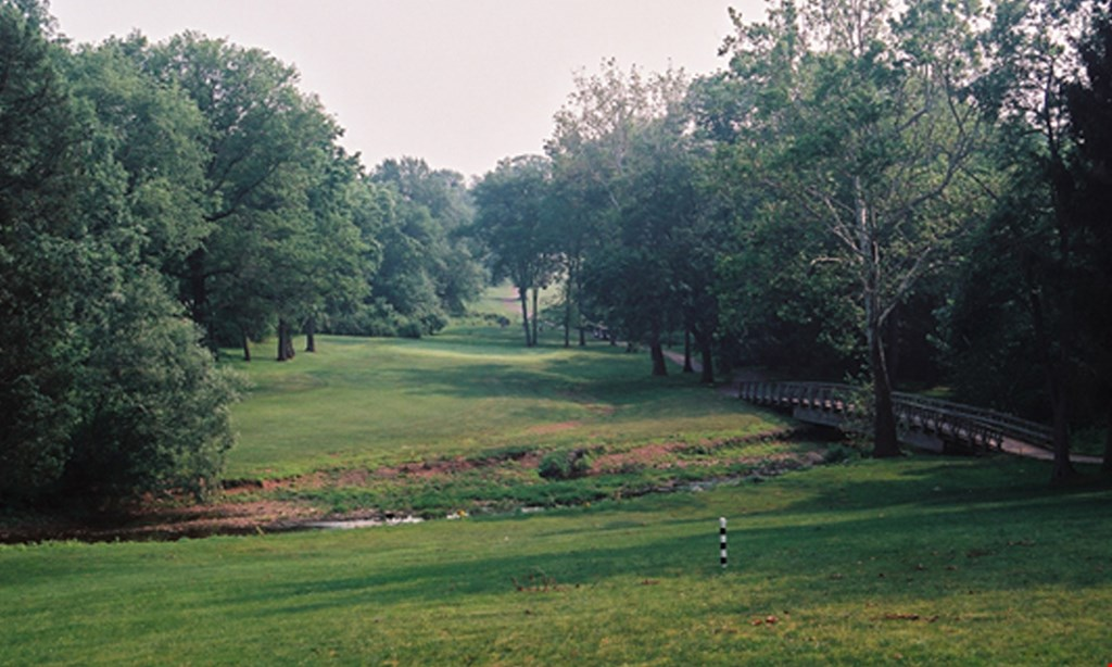 Product image for Skippack Golf Club and The Farm House Restaurant $100 For A Round Of Golf For 4 Including Cart (Reg. $220)