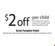 With this coupon. Not valid with other offers or prior purchases. Offer expires 11/30/12.