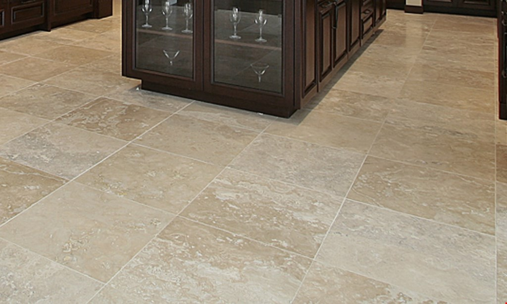 Product image for Honor Carpet Cleaning $25 for Up To 3 Rooms Of Tile And Grout Cleaning ($75 value)