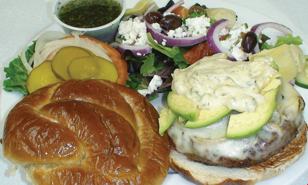 Product image for The Corner Tavern and Grill $10 for $20 Worth of American and Mediterranean Cuisine
