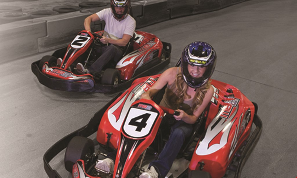 Product image for MB2 Raceway $23 For 2 Adult Or Jr. Races (Reg. $46)