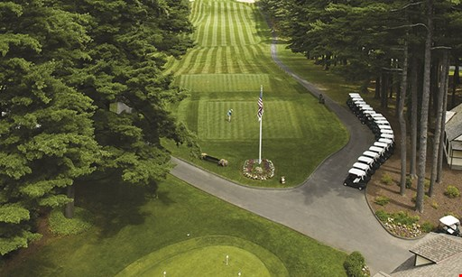 Product image for The Sagamore Golf Course $300 For A Golf Package For 4 With Cart (Reg. $600)