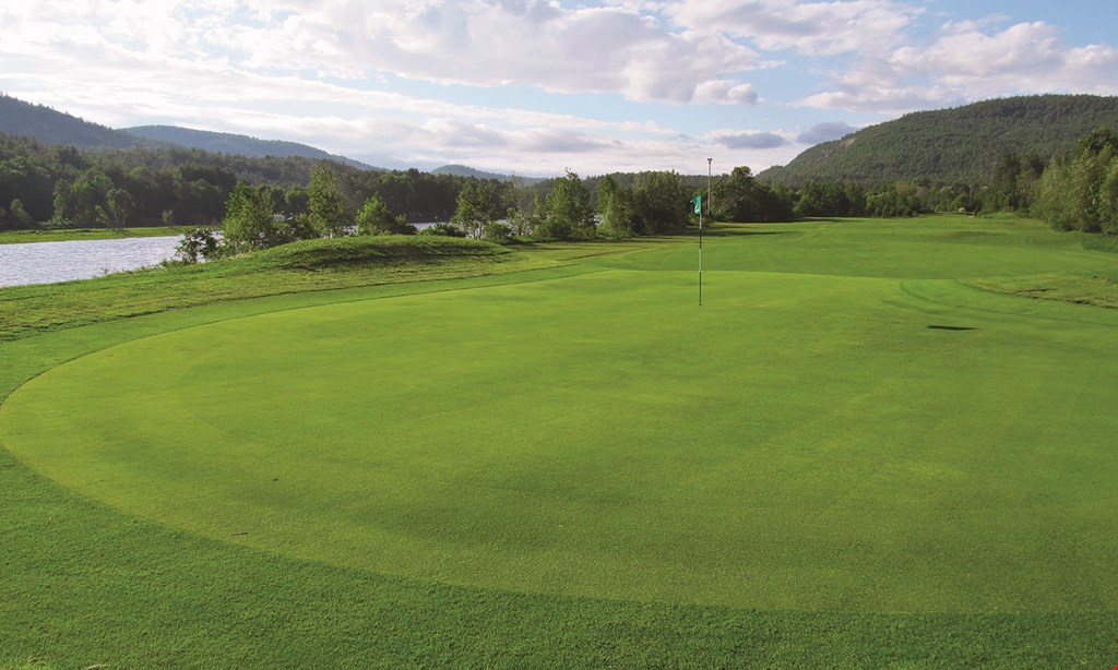 Product image for Cronin's Golf Resort $60 For 18 Holes Of Golf With Cart For 2 (Reg. $120)