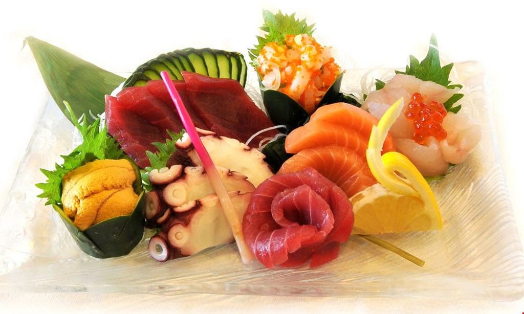 Product image for Sushi House $10 For $20 Worth Of Sushi