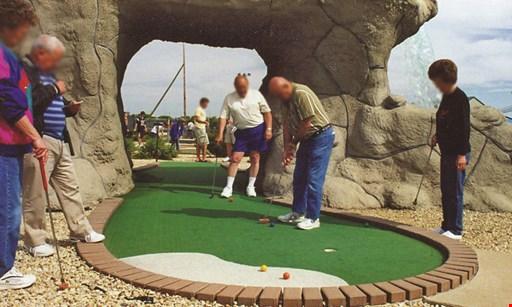 Product image for Sugar Grove Family Fun Center $15 For $30 Toward Mini-Golf, Bumper Boats & Water Wars
