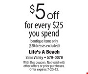 With this coupon. Not valid with  other offers or prior purchases.  Offer expires 7-20-12.