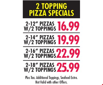 2 TOPPING