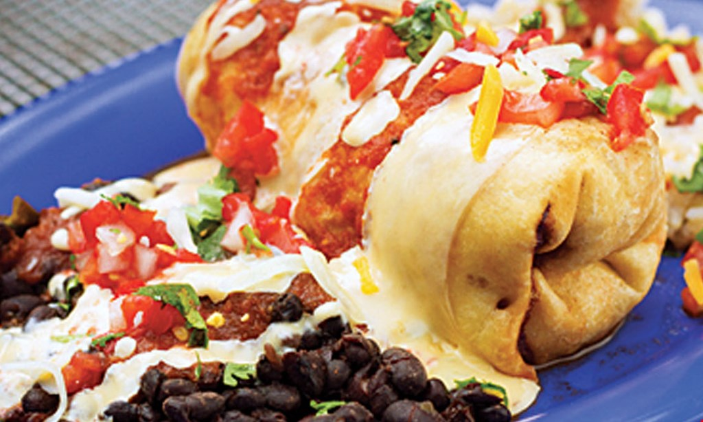 Product image for Raging Burrito $15 For $30 Worth Of Tex-Mex Cuisine & Beverages