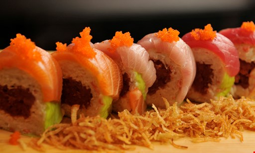 Product image for Yamariki Sushi $15 For $30 Worth Of Sushi & Japanese Cuisine (Also Valid On Take-Out W/Min. Purchase $45)