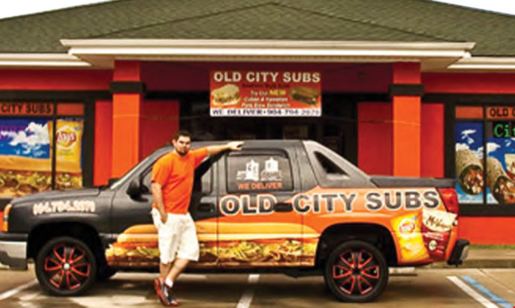 Product image for Old City Subs $10 for $20 Worth of Sub Sandwiches