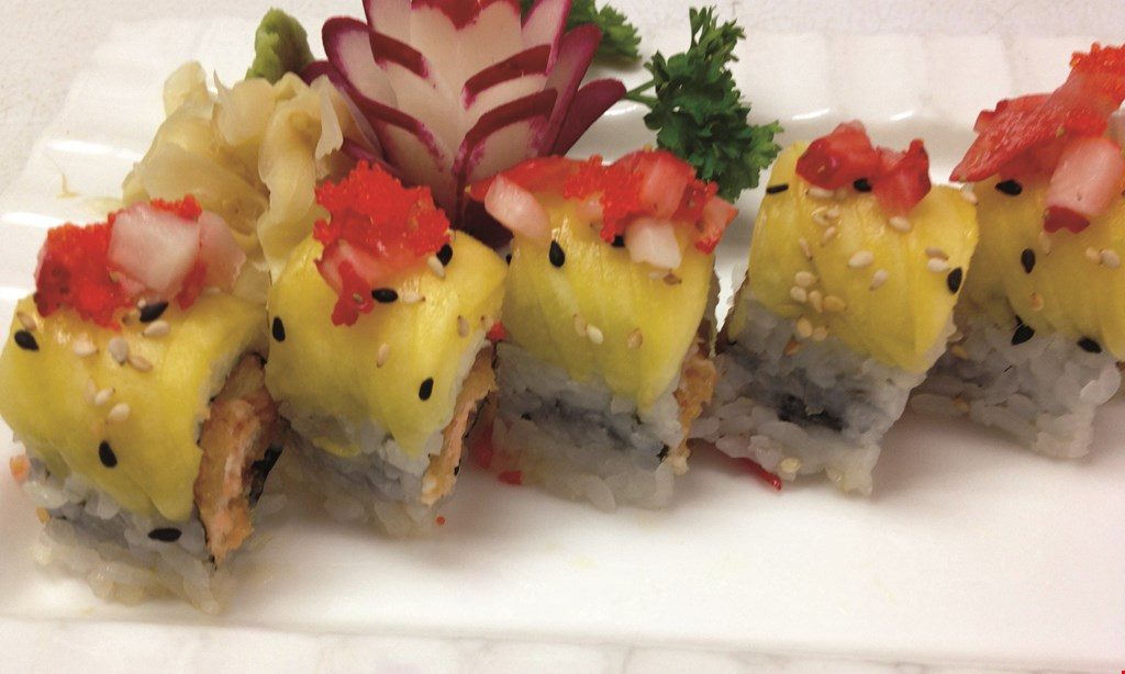 Product image for FANCY SUSHI & GRILL- Neptune Beach Location Only $10 for $20 Worth of Sushi and Japanese Cuisine