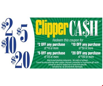 clipper cash