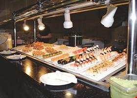 Hibachi Buffet Sushi & Seafood